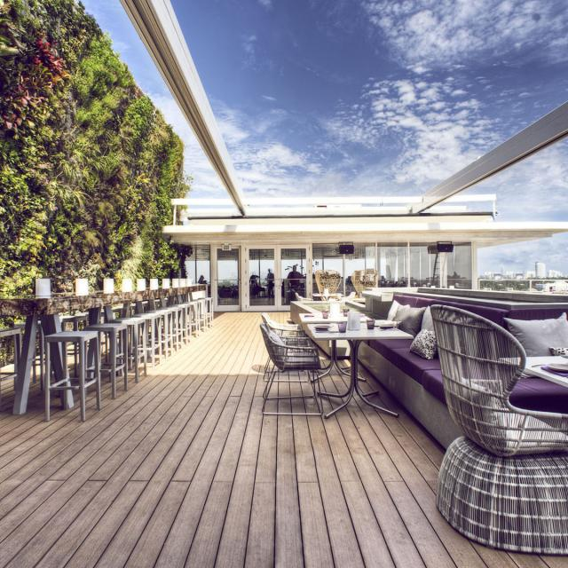 Los mejores Rooftop Bars de Miami