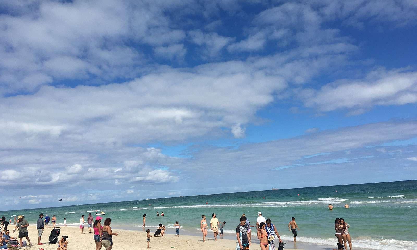 Playas en Miami