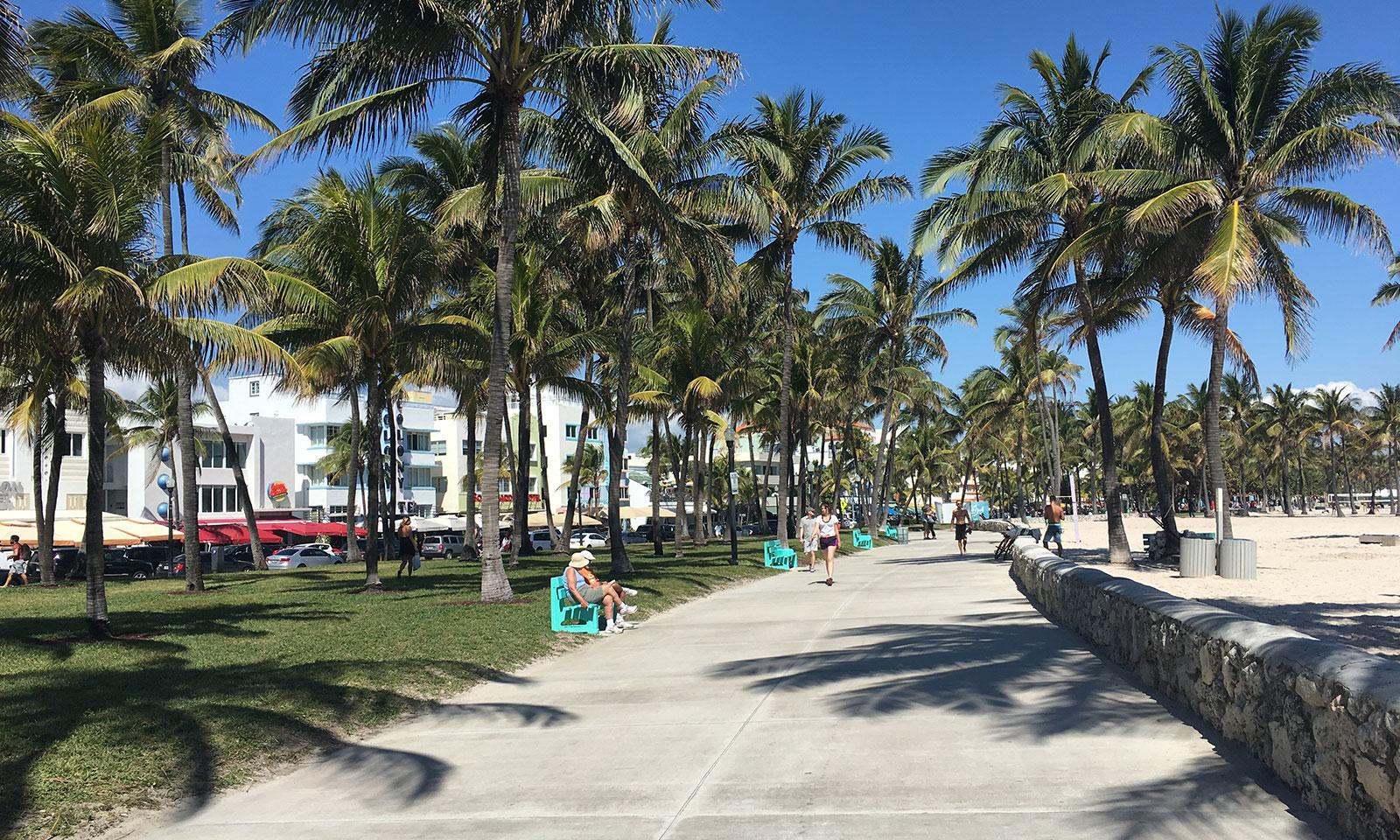 South Beach y Lummus Park