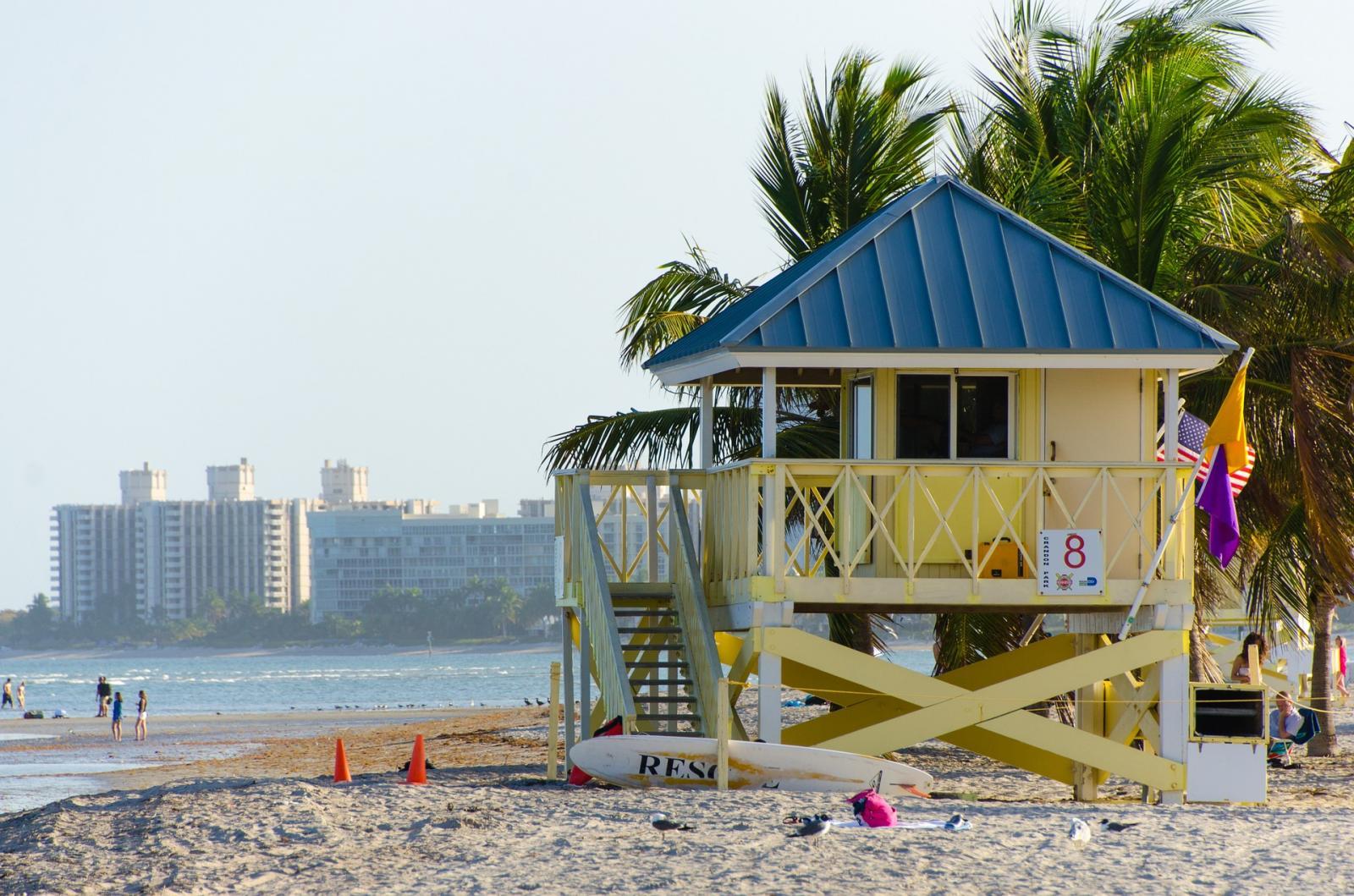 Playas de Miami: Crandon