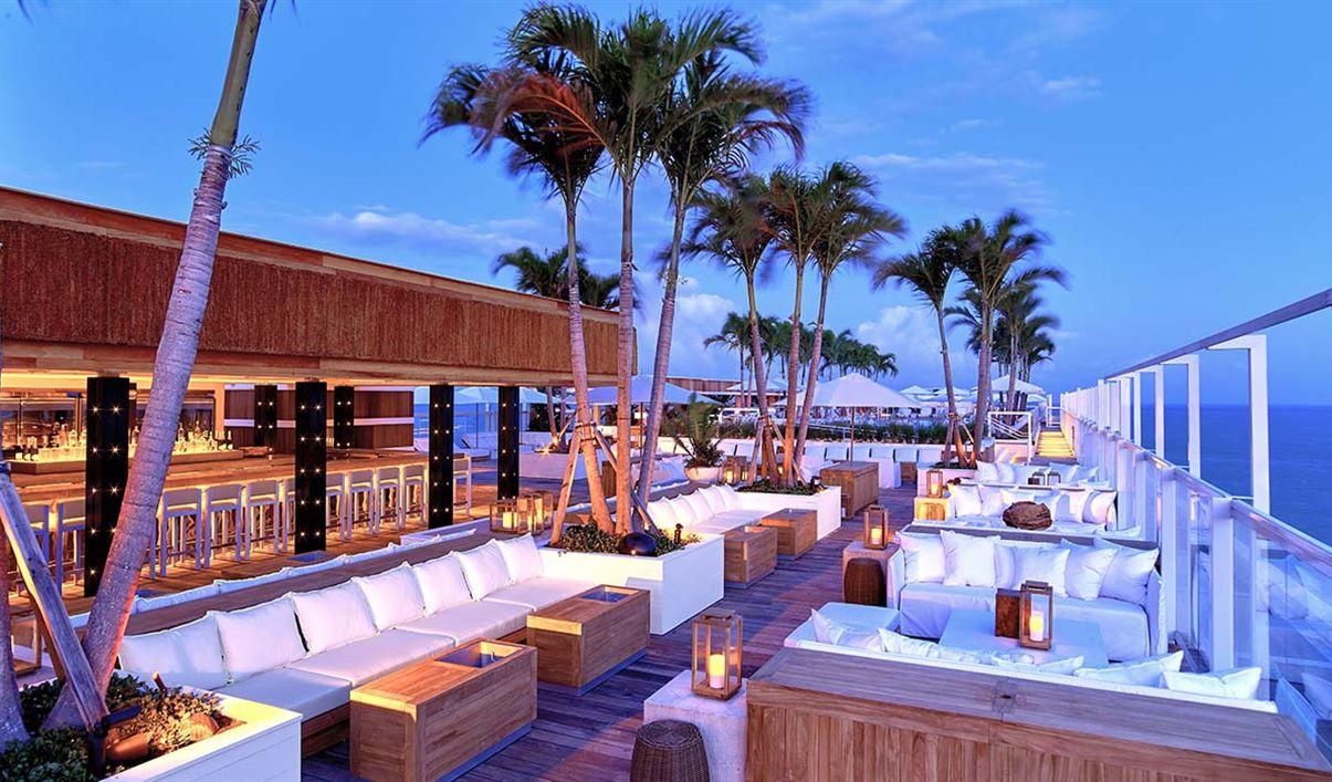 Los Mejores Rooftop Bars De Miami Cócteles Con La Mejor Vista