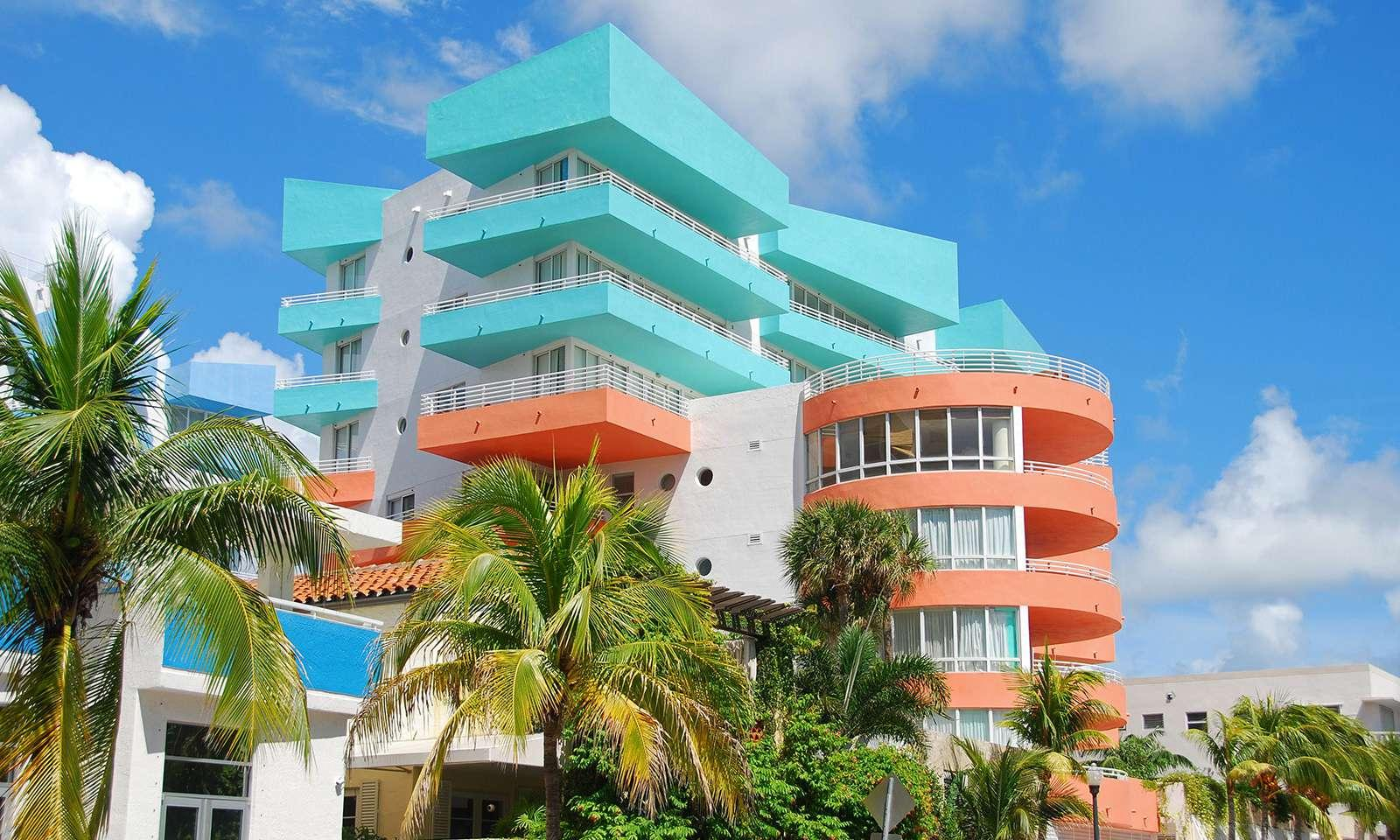 art deco de miami