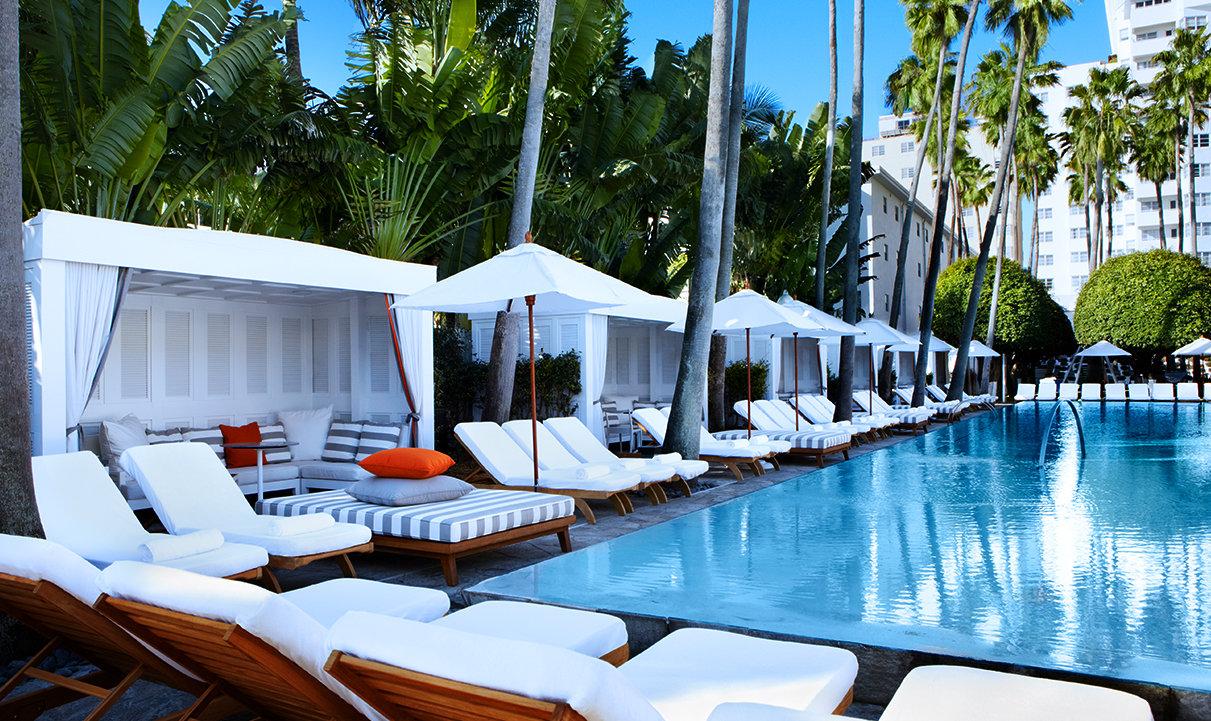 El Hotel Setai De Miami Beach