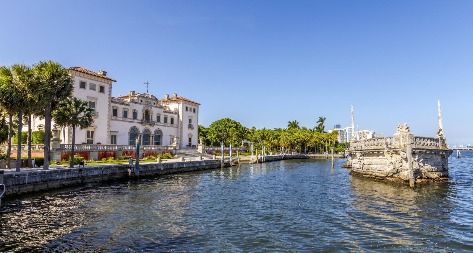 Vizcaya Museum & Gardens en Miami