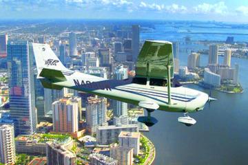 Tour en avioneta sobre Miami
