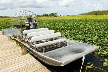 Tour a los Everglades + Ruta en barco