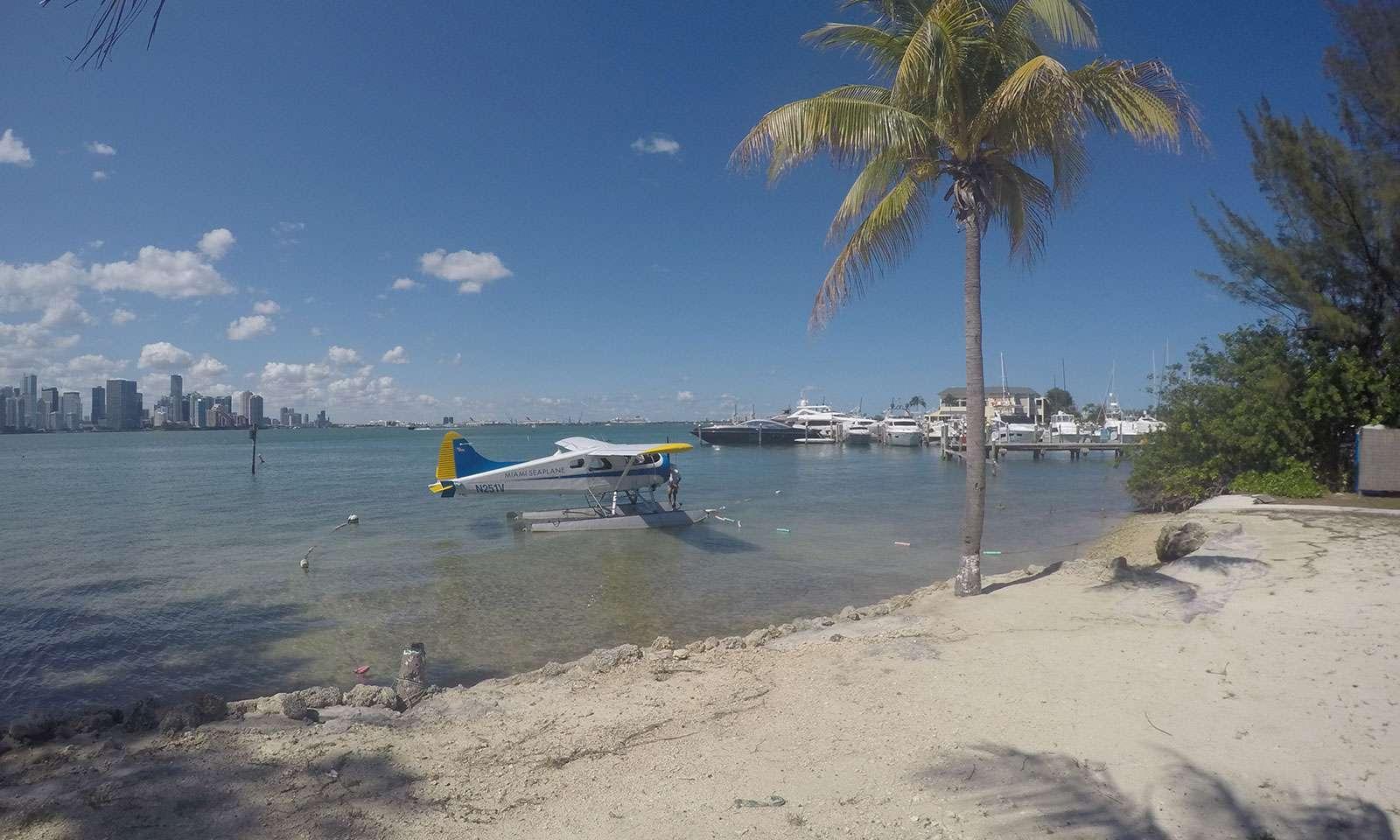 hidroavión de miami seaplane tours