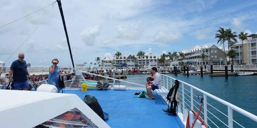 Key West desde MIami con buceo