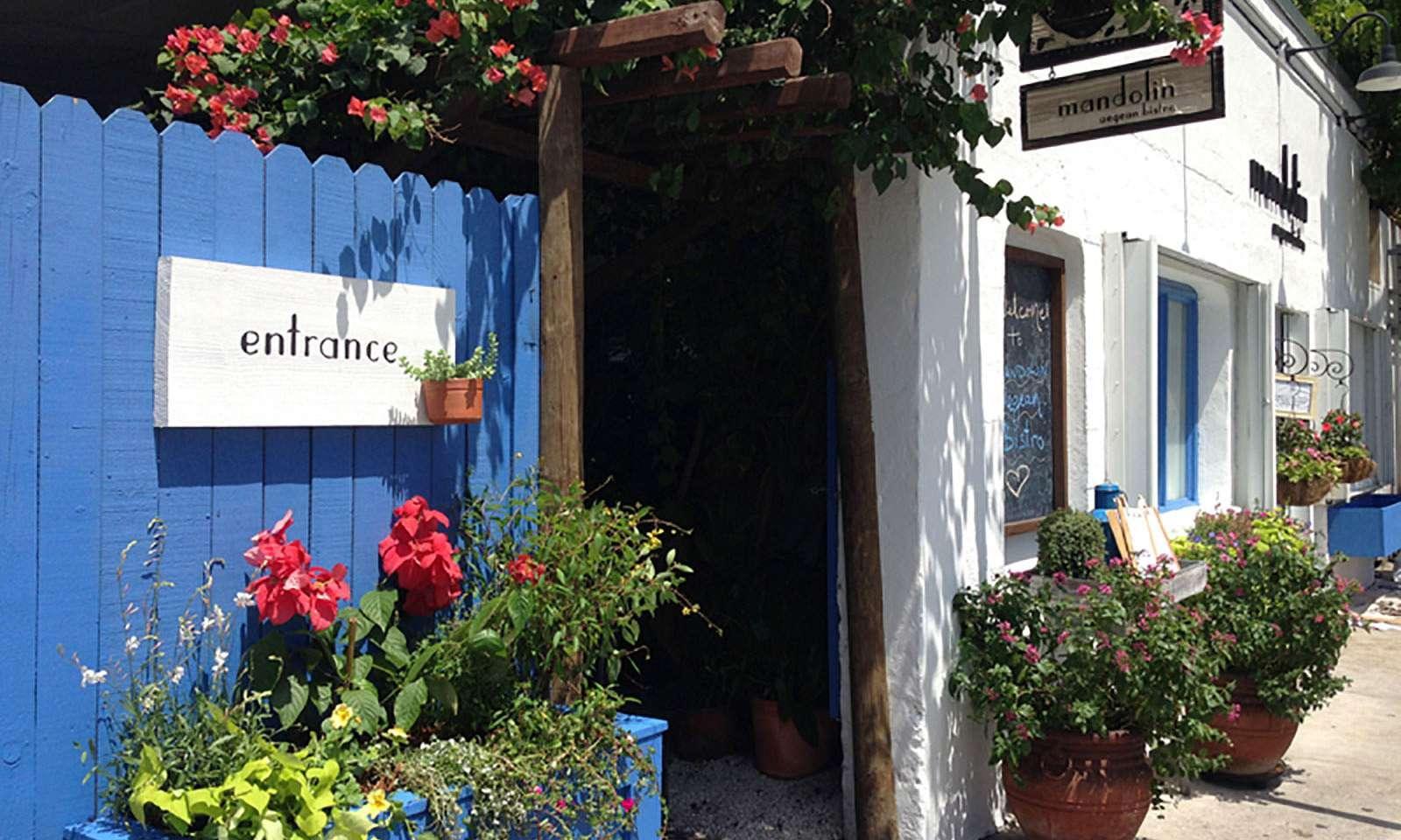 Mandolin Aegean Bistro: la mejor comida mediterránea en Miami