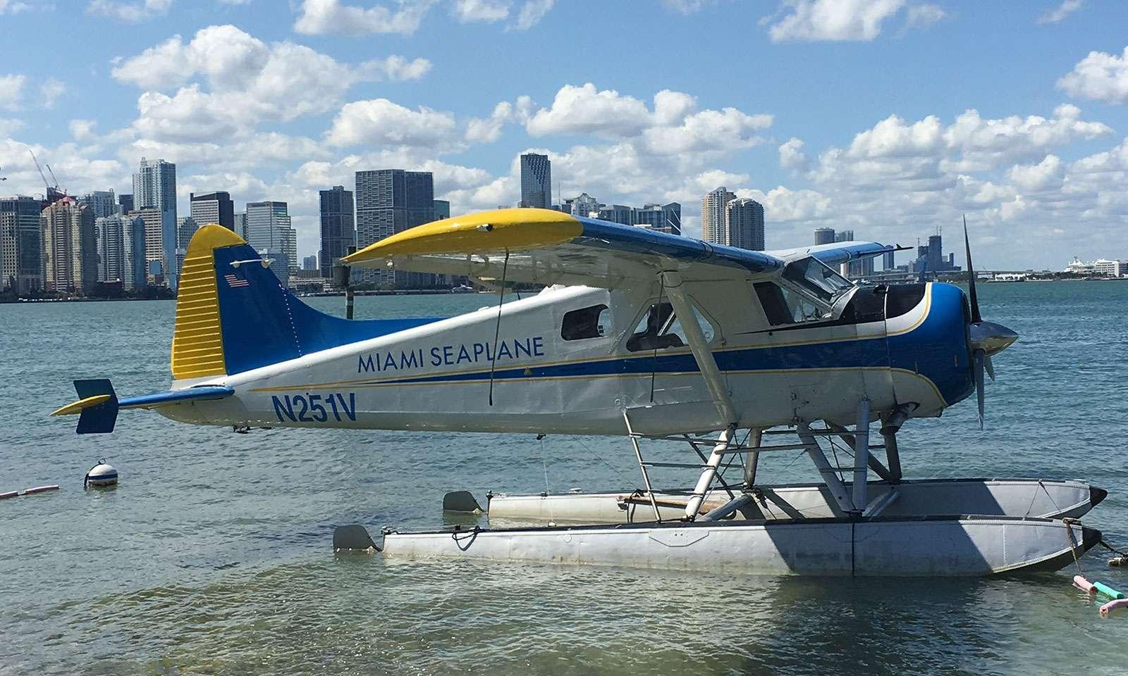 Avión de miami seaplane tours