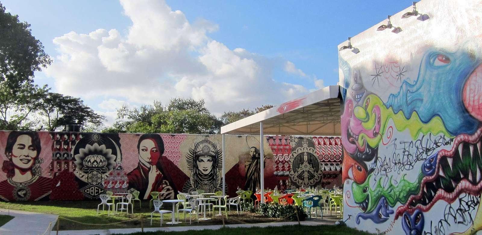 Wynwood Walls Miami que ver