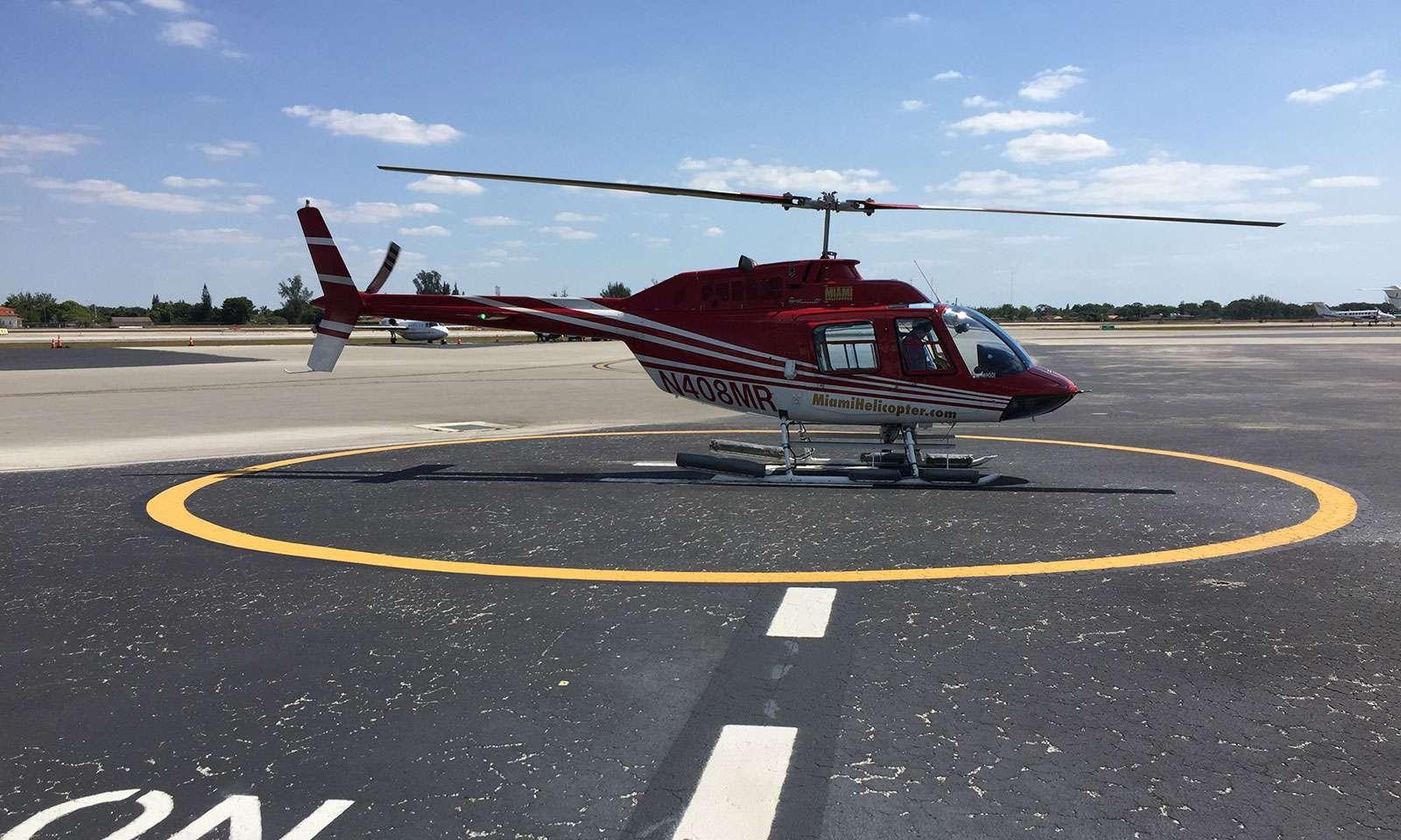 tour en helicoptero por miami