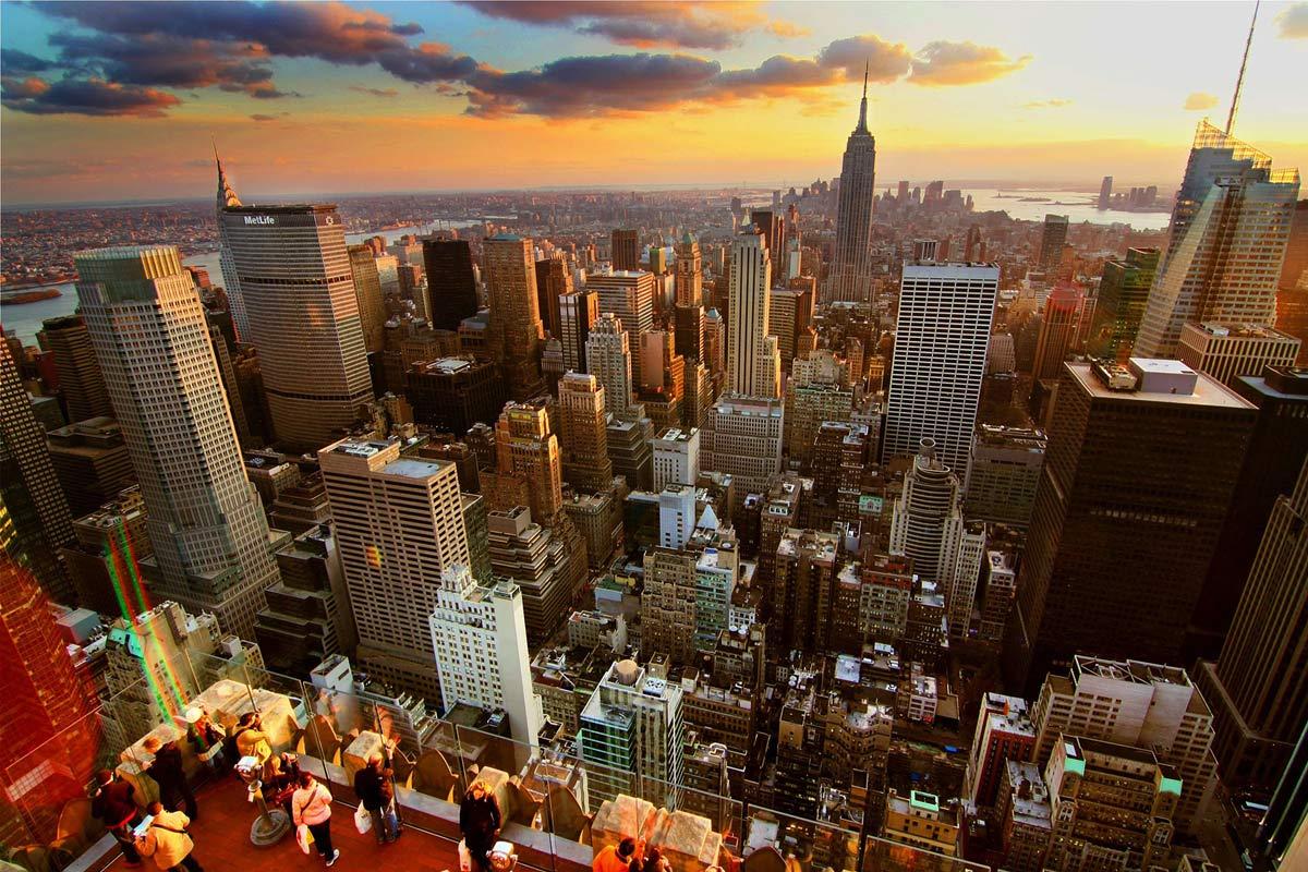 Excursión a Nueva York