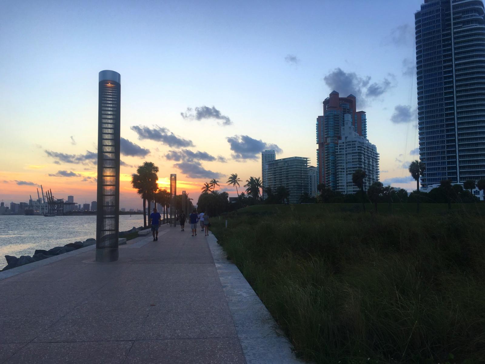Que ver en Miami Beach: miami beach boardwalk