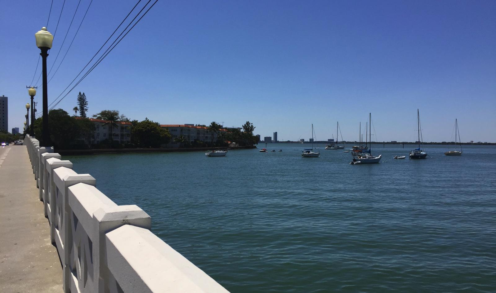 Miami Beach lugares de interes: Venetian Islands