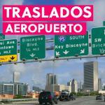 ¿Cómo llegar del aeropuerto a Miami?