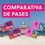 Comparativa de los Miami Pass