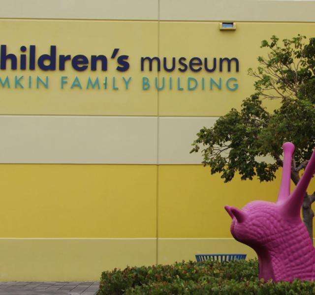 Museo Infantil de Miami: miles de actividades para los más pequeños